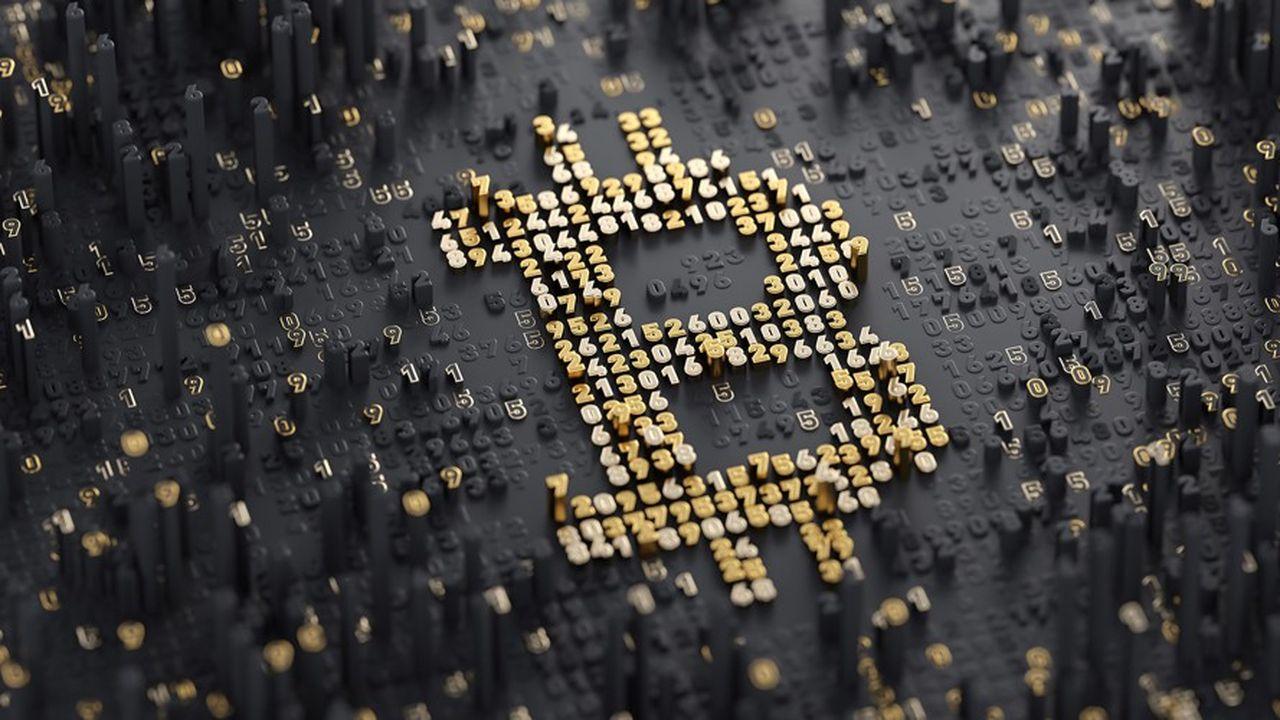 La valeur de l'ensemble des bitcoins en circulation dépasse désormais les 1.000milliards de dollars.