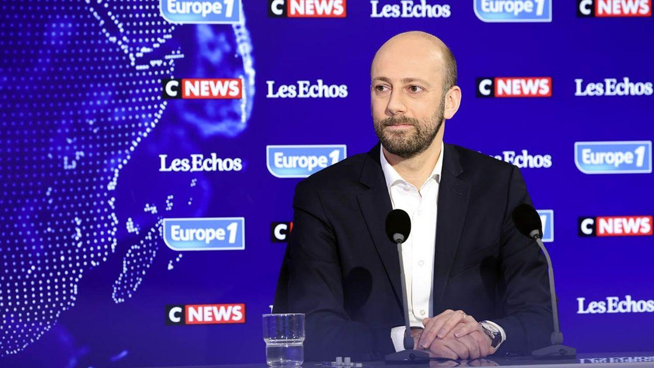 Stanislas Guérini, député de Paris et délégué général de La République en Marche, était l'invité ce dimanche du Grand Rendez-vous.