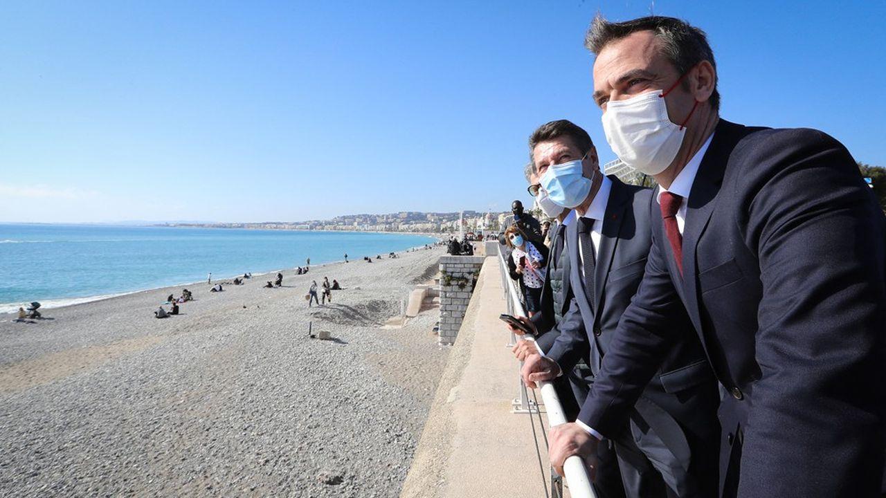 Le taux d'incidence de l'épidémie dans la métropole de Nice est particulièrement élevé.