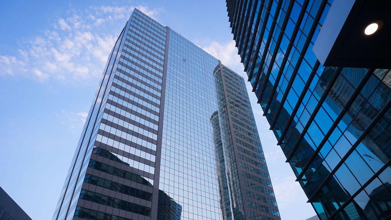 Cegereal a pris le parti de louer des surfaces plus petites dans son immeuble Europlaza, à La Défense, afin d'améliorer son taux d'occupation.