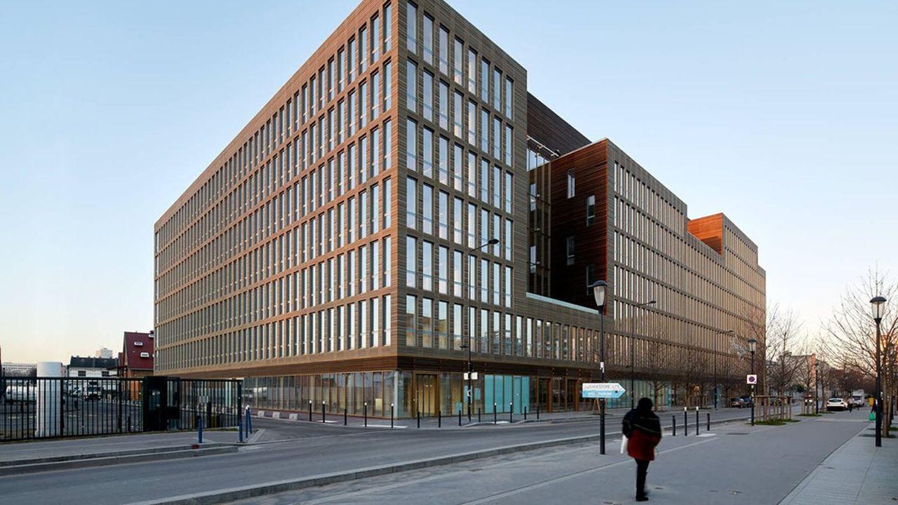 Le bail de l'immeuble Pulse d'Icade, situé à Saint-Denis, et signé avec le Comité d'organisation des Jeux Olympiques et Paralympiques de Paris 2024, a pris effet en 2020.