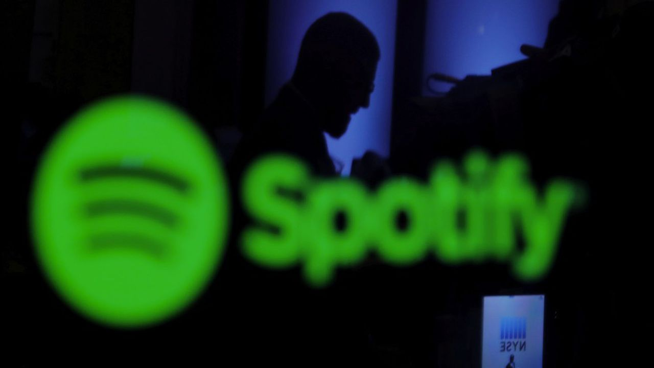 Spotify vaut plus de 70 milliards de dollars en Bourse.