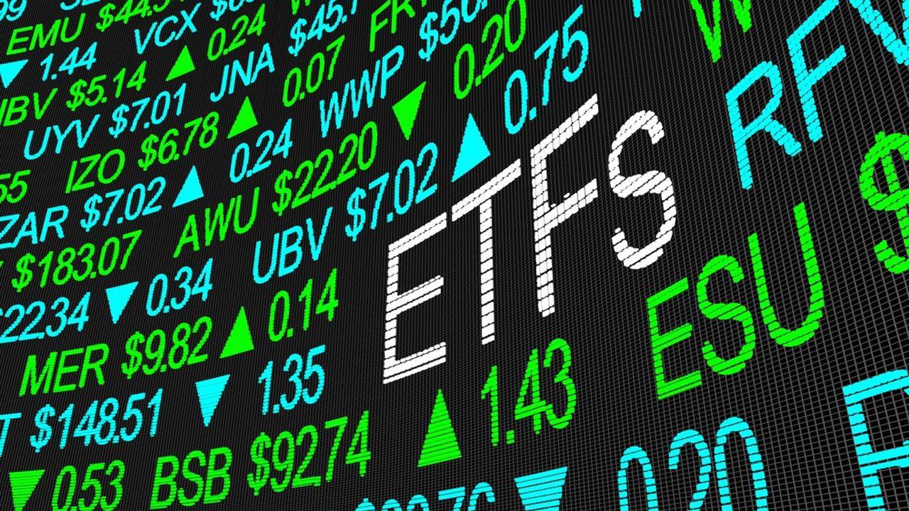 Les ETF durables ont collecté même pendant le krach boursier du mois de mars2020, marqué par d'importants retraits de capitaux dans la gestion collective.