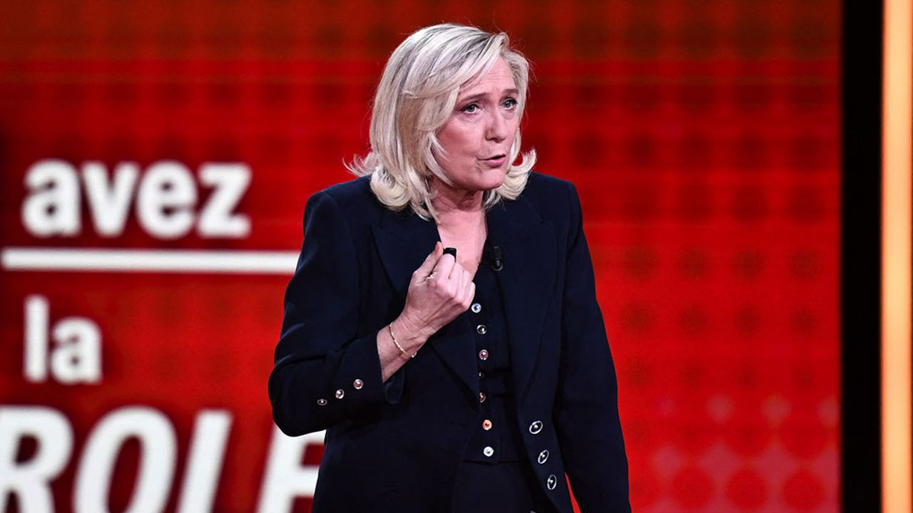 «Une dette doit être remboursée», insiste Marine Le Pen dans sa tribune à «L'Opinion», estimant qu'il s'agit «d'un aspect moral essentiel».