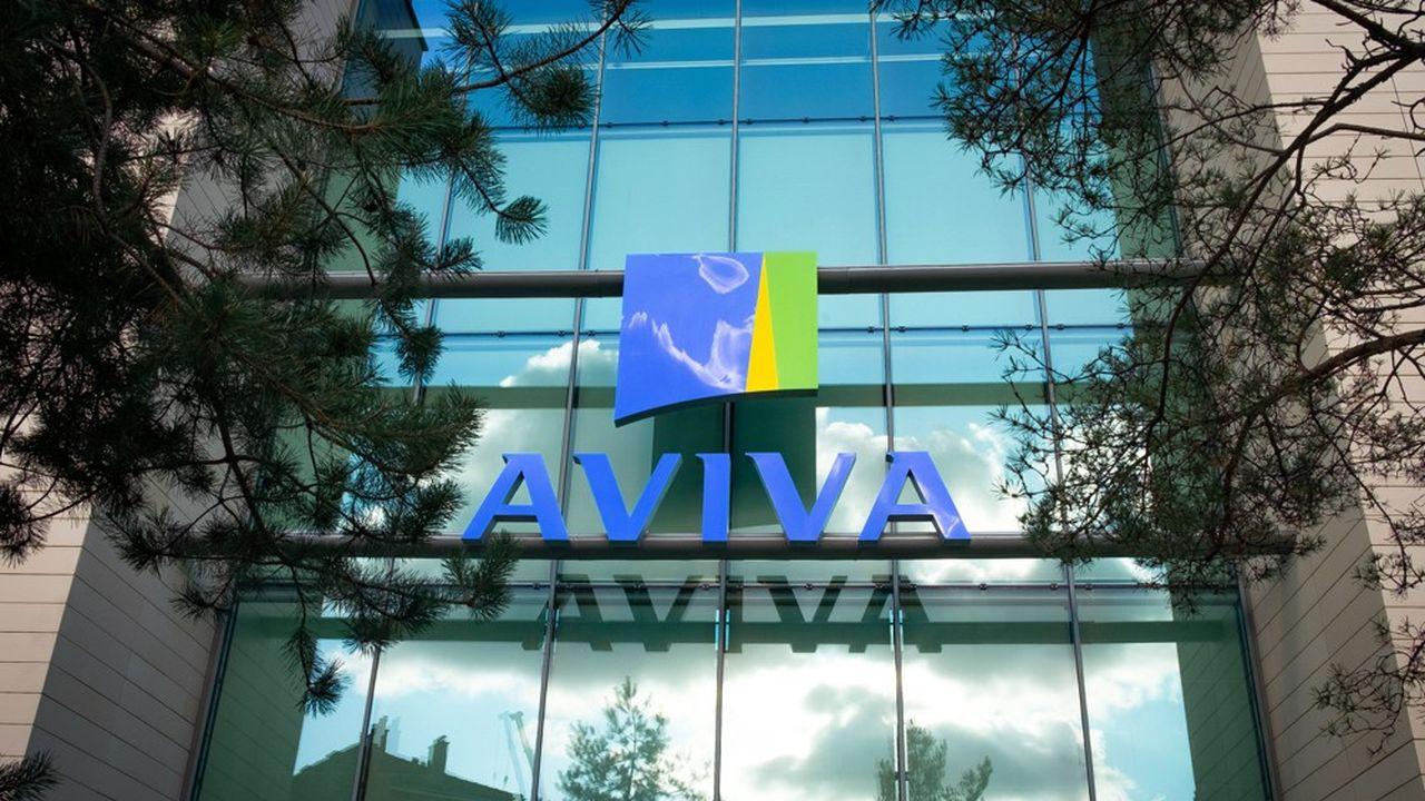 L'assureur Aviva France a fait l'objet d'une bataille acharnée entre poids lourds de l'assurance et de la finance
