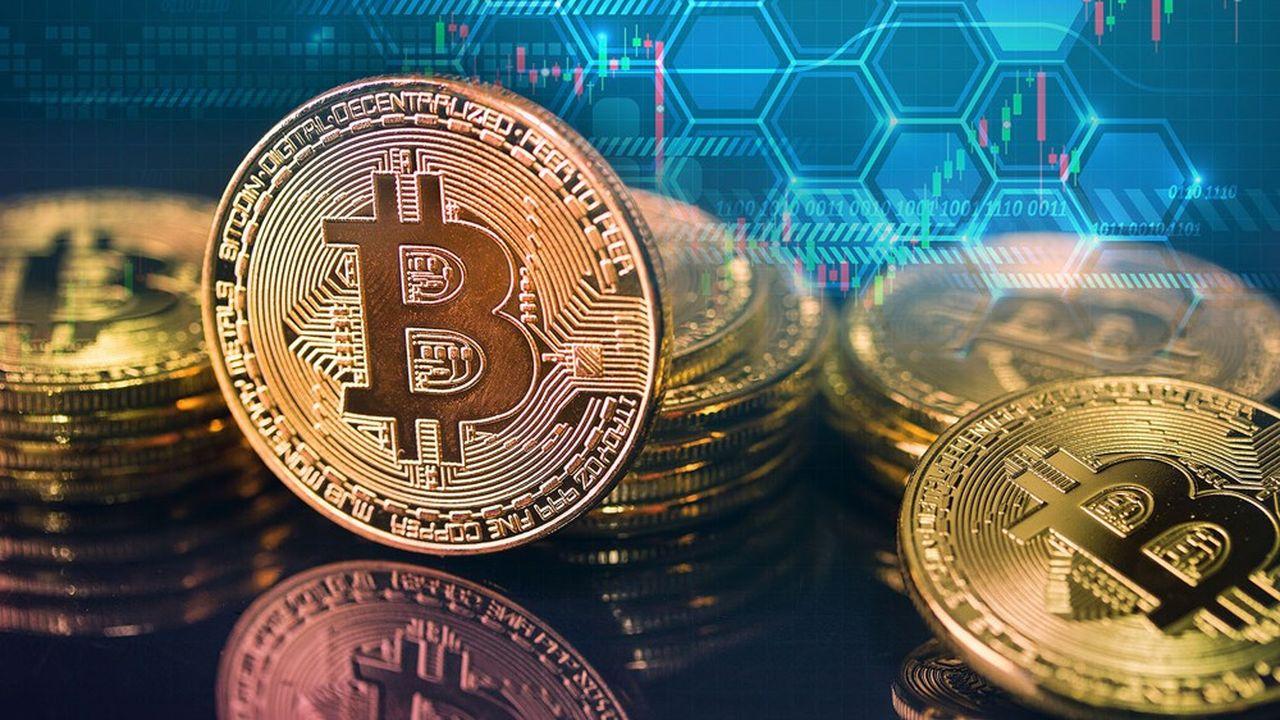 Bitcoin et cryptos : la correction du nouvel an chinois emporte 500.000 traders - Les Échos