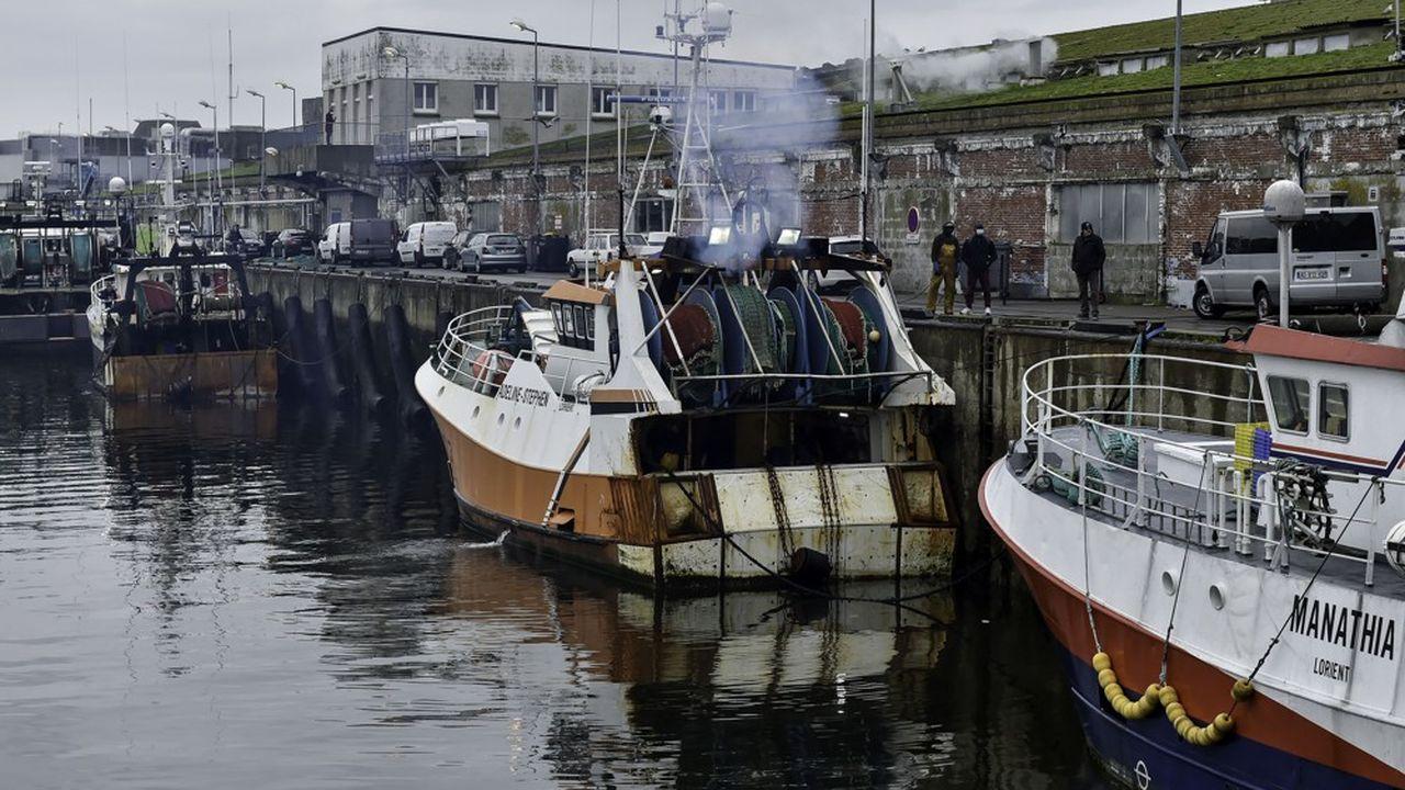 le port de Lorient dispose d'un espace constructible de 2.400 m².