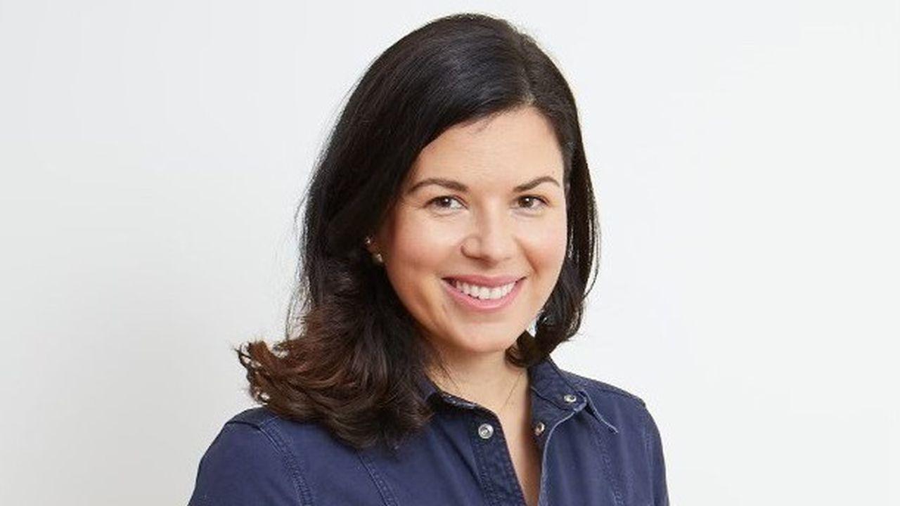 Elise Fabing, 37 ans, avocate en droit du travail aide les comptes Balance ta start-up et Balance ton agency.