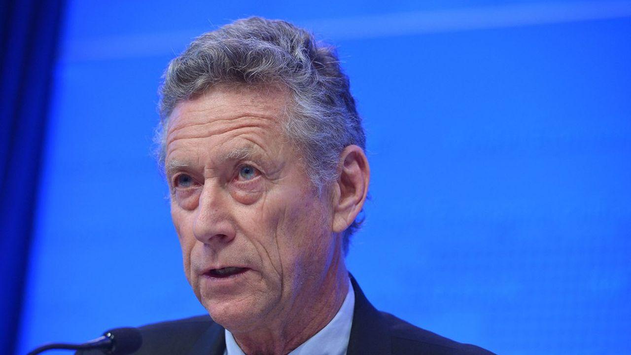 Olivier Blanchard, l'ancien chef économiste du FMI, a publié ses propositions avec deux autres économistes pour réformer les règles budgétaires européennes et le Pacte de croissance et de stabilité.