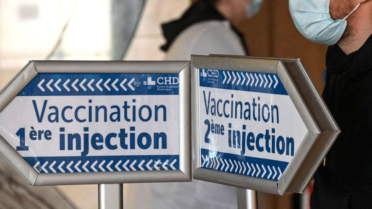 En France, 3,8millions de doses de vaccins ont été injectées depuis le début de la campagne vaccinale contre le Covid-19.