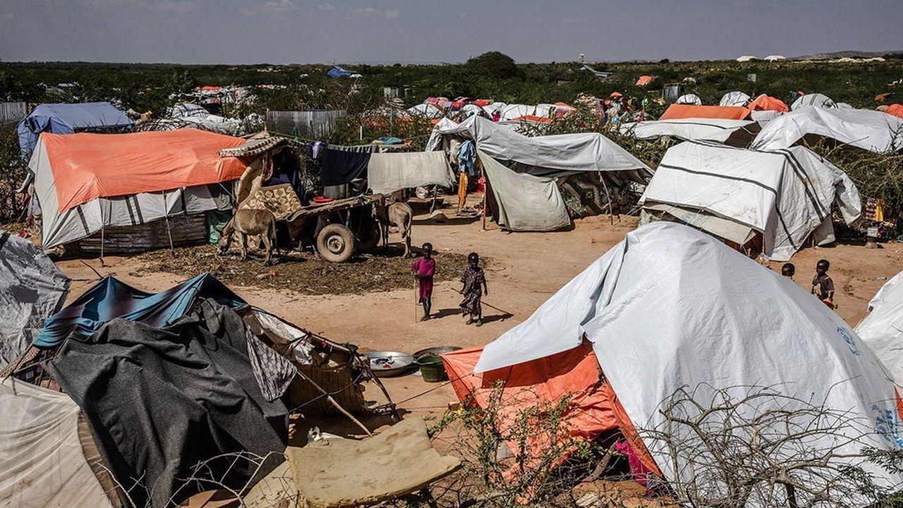 D'ici 2050, quelque 143millions de personnes devraient être obligées de quitter leur région d'origine à cause du réchauffement climatique selon la Banque mondiale.