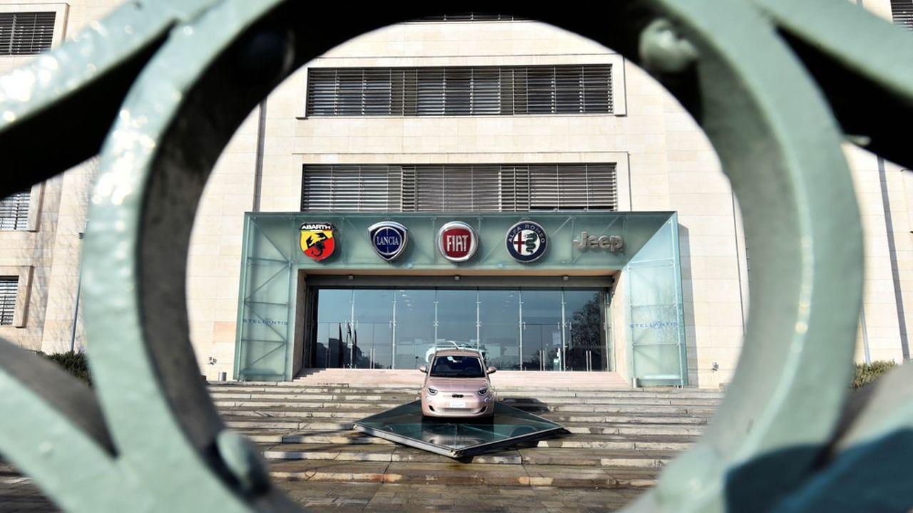 Issu de la fusion entre PSA et Fiat Chrysler, Stellantis cumule 14marques.