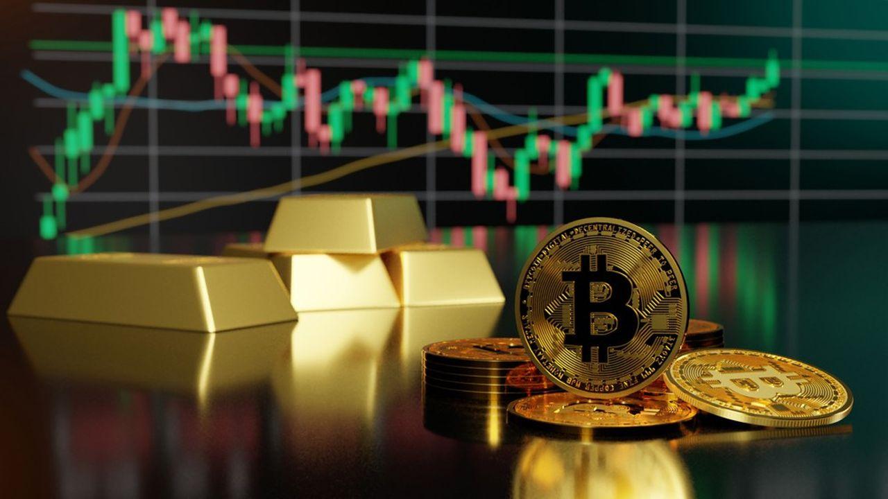 La capitalisation du bitcoin a atteint les 1.000milliards de dollars la semaine dernière.