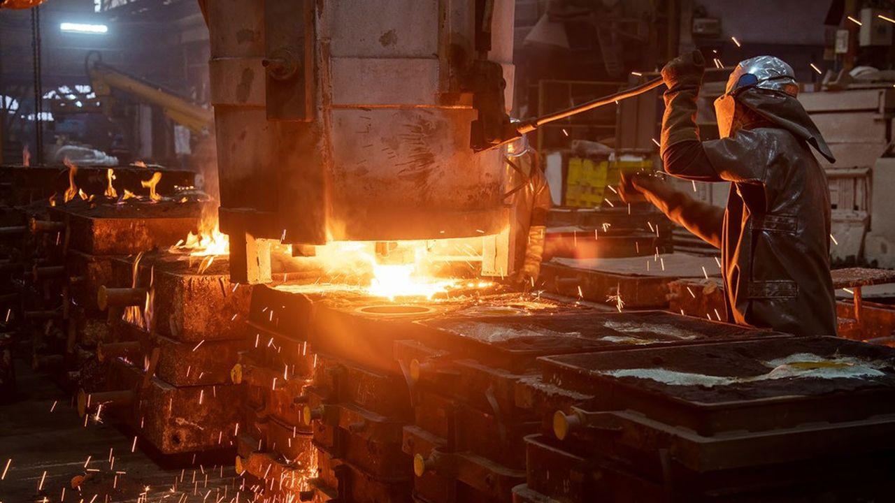 En février, «l'opinion des industriels sur les carnets de commandes globaux s'améliore nettement, comme lors des deux mois précédents», selon l'Insee.
