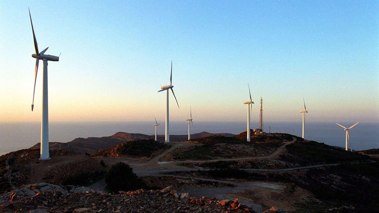 Les 20 éoliennes du plan Eole 2005 installées sur les communes de Rogliano et d'Ersa, en Haute-Corse, ont été démontées en 2019.