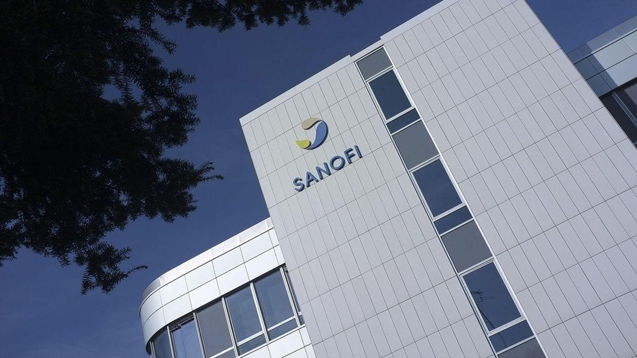 Sanofi est l'une des rares entreprises du CAC 40 à avoir augmenté son dividende en 2020 et en 2021.