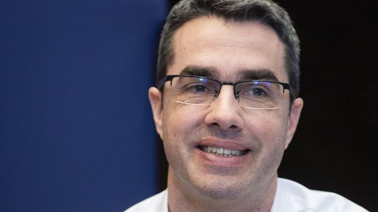 Chercheur à l'Institut Pasteur, Simon Cauchemez travaille sur des modèles épidémiologiques scrutés de près par le gouvernement.