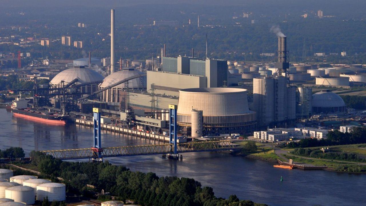 L'ancien site de la centrale au charbon de Hambourg-Moorburg est en passe de devenir un «hub» pour la production «verte» d'énergie.