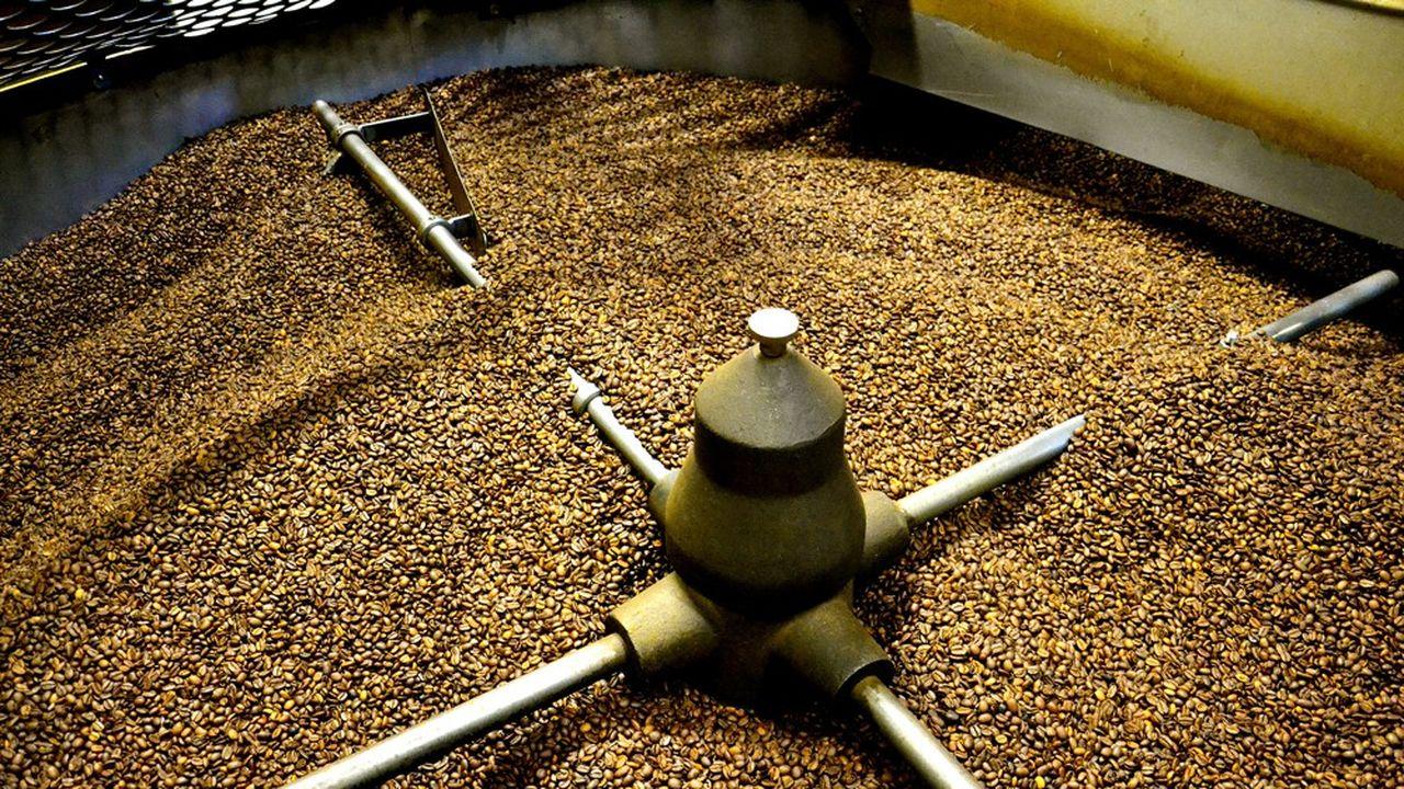 Méo-Fichaux est bien placé sur une tendance inattendue du marché, le retour du café en grains, porté par l'engouement pour les machines à café.