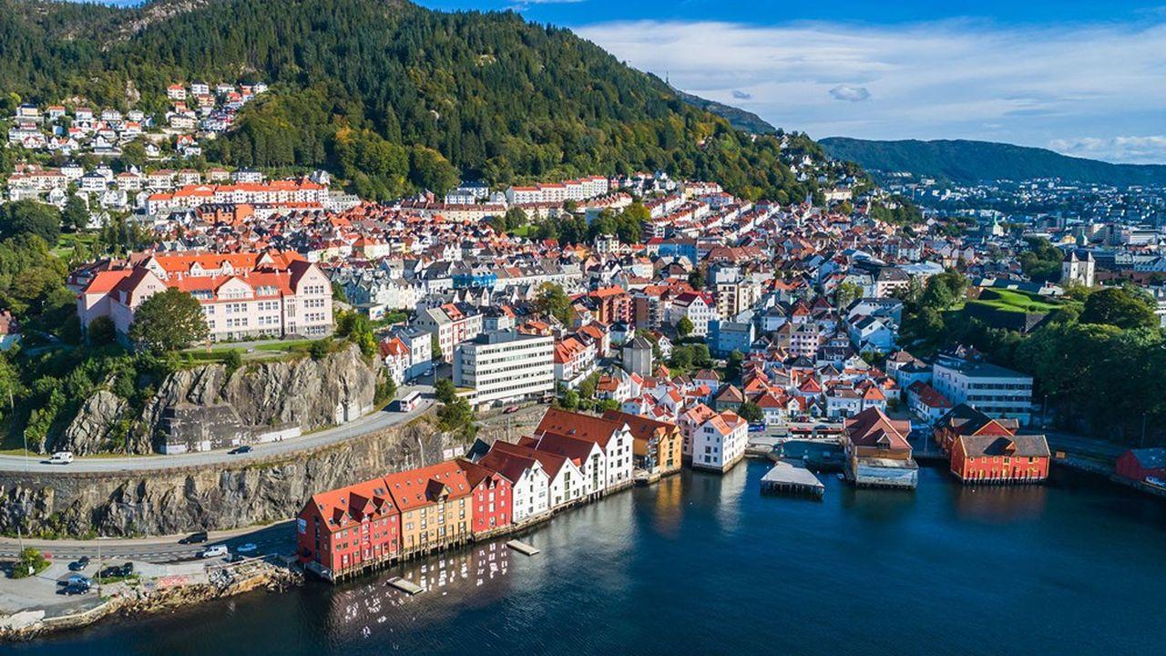 A la tête de milliards d'euros de capitaux, le fonds souverain norvégien a gagné 10,9% en 2020, soit 104milliards d'euros