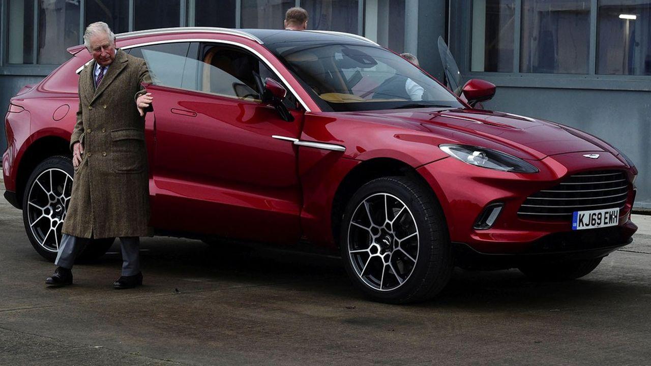Aston Martin n'a écoulé que… 3.394 véhicules l'an passé.