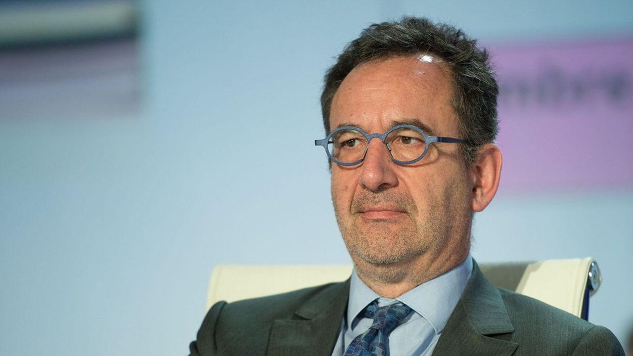 Arnaud Nourry, PDG d'Hachette Livre, déclare que «tout mouvement de démantèlement d'Hachette Livre m'est insupportable».