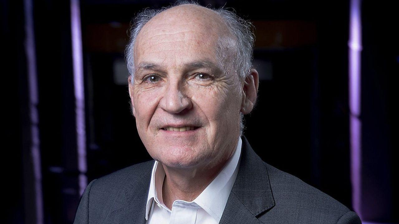 Pierre-André de Chalendar est devenu directeur généralde la Compagnie de Saint Gobain en 2007, puis PDG en 2010.