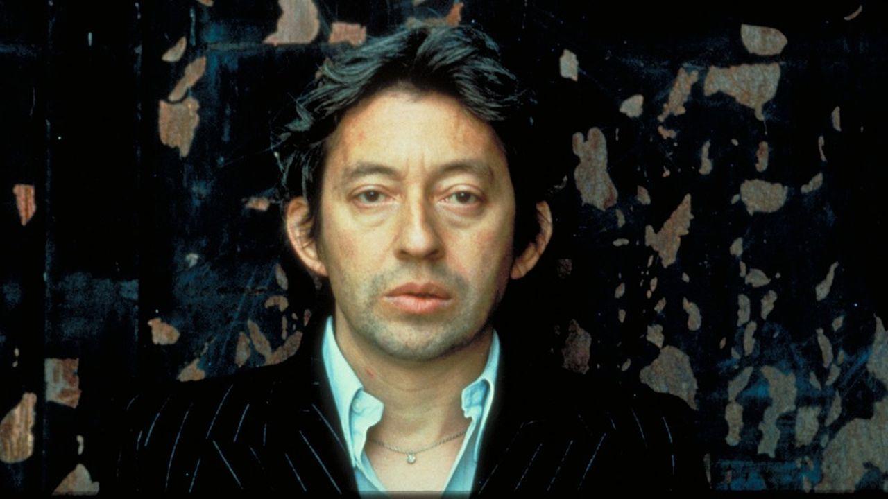 Serge Gainsbourg, en 1973.