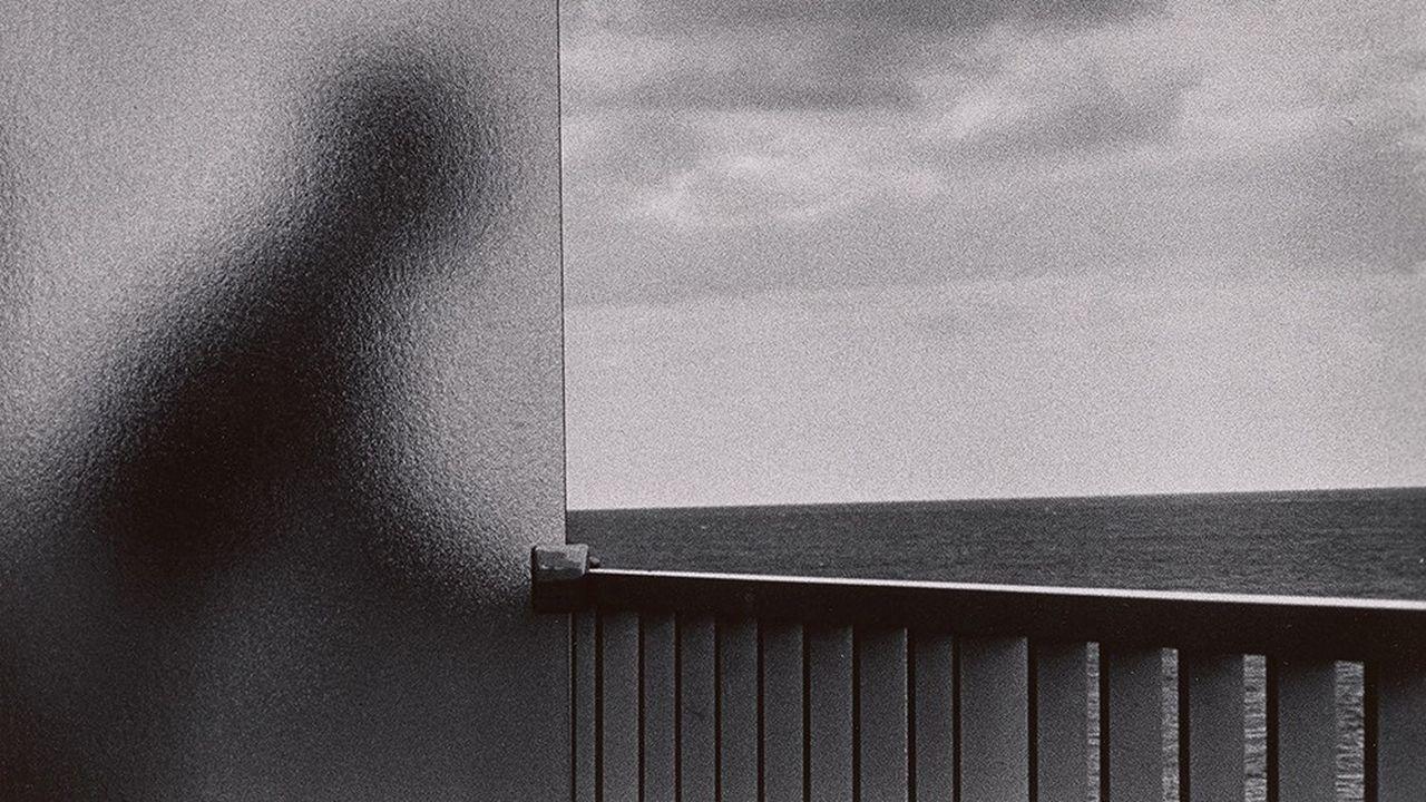 Andra Kertesz1er janvier 1972 à la Martinique197220,5 x 25,5 cmtirage argentique d'époque