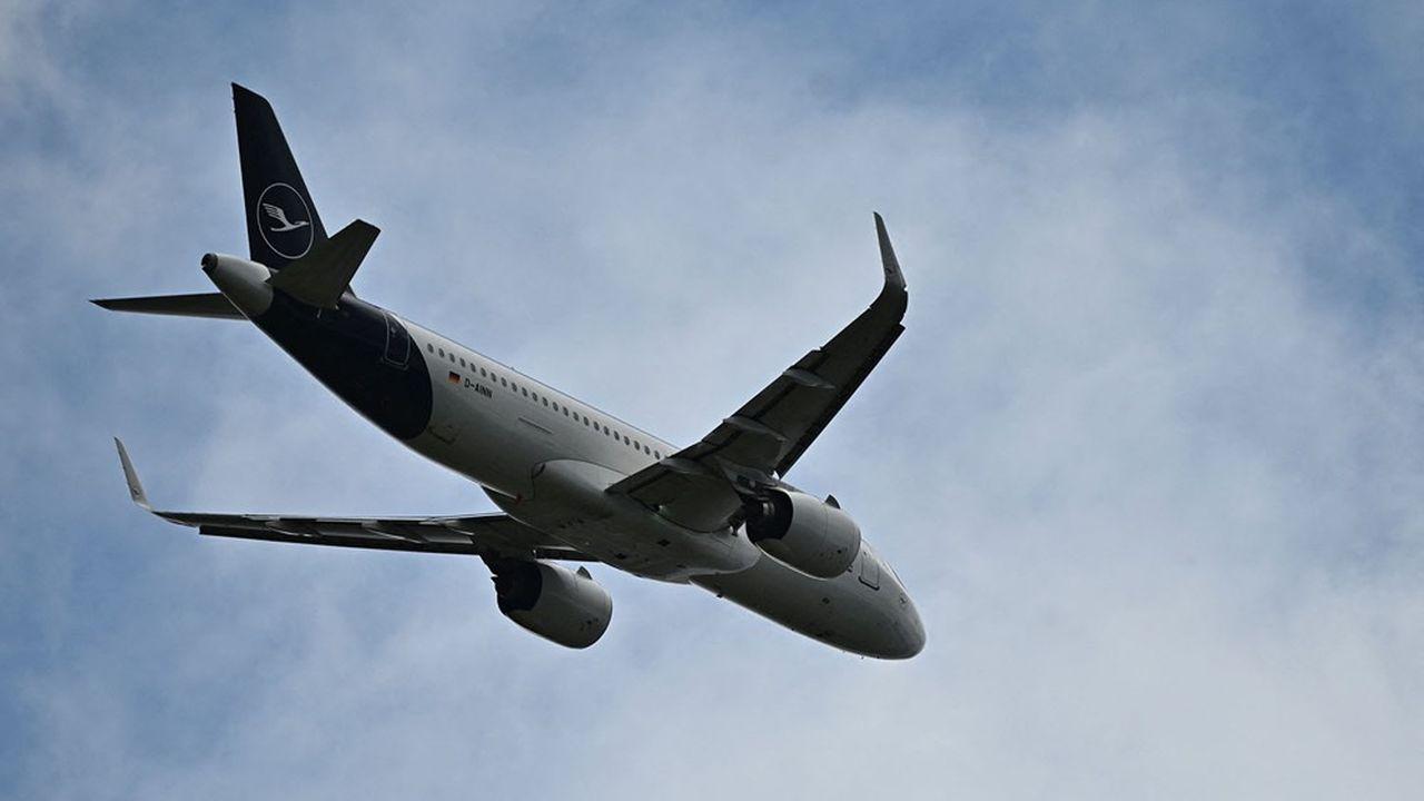 Emission carbone : Airbus, premier avionneur à jouer la transparence - Les Échos