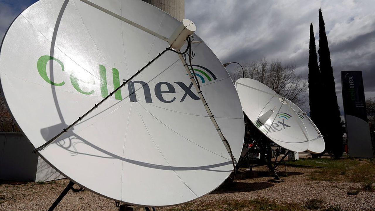 Télécoms : Cellnex toujours en mode acquisitions