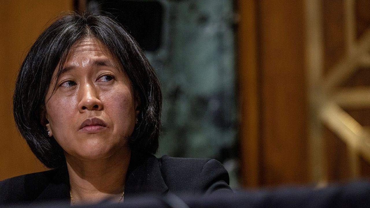Auditionnée au Sénat, jeudi, la future représentante au commerce américain, Katherine Tai, aimerait mettre fin au conflit Airbus-Boeing.