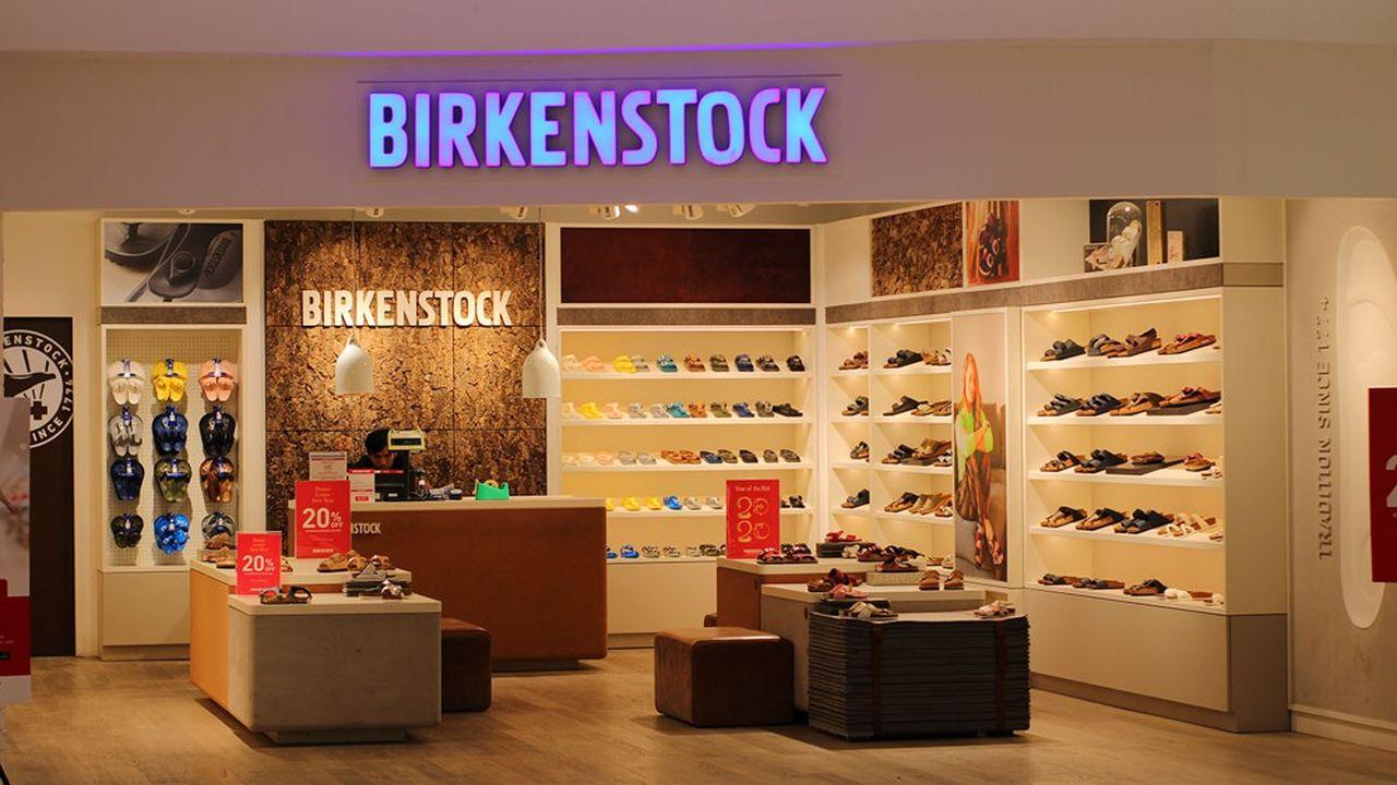 Creato 250 anni fa, il marchio Birkenstock si affida al gruppo franco-americano per espandersi in Asia