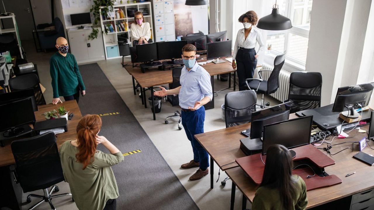 L'empowerment suppose une notion de coresponsabilité entre le manager et ses équipes, mais aussi de souplesse de fonctionnement avec régulièrement des retours en arrière et une réelle transparence. .