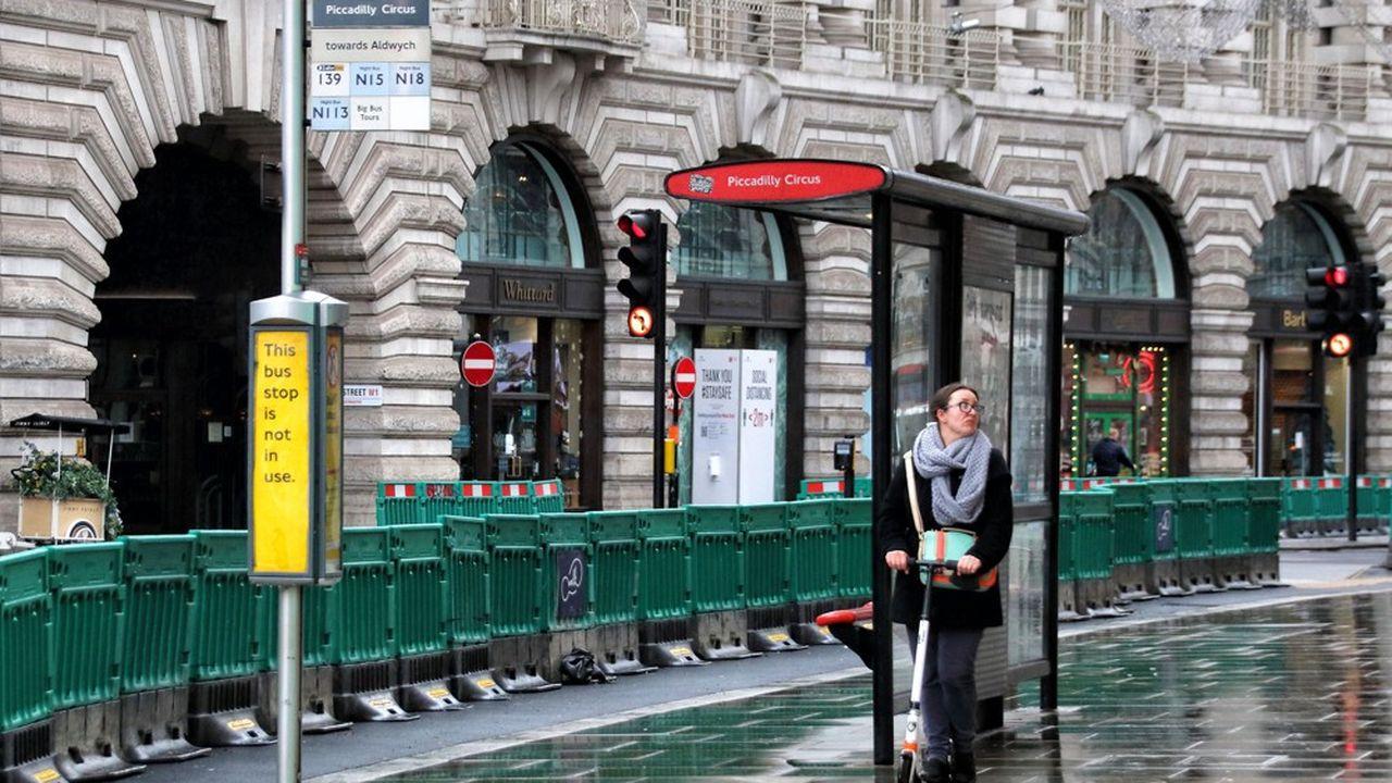 L'appel d'offres de Londres avait été lancé en novembre dernier