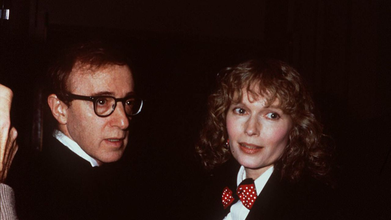 RETRO MIA FARROW ET WOODY ALLEN (BAC RETRO)