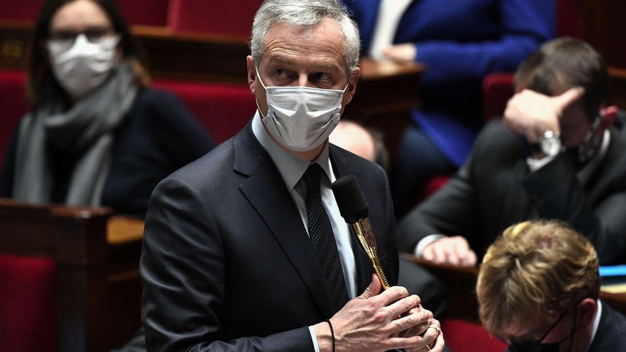 Pour Bruno Le Maire, les prêts participatifs seront instrument clef de la relance.