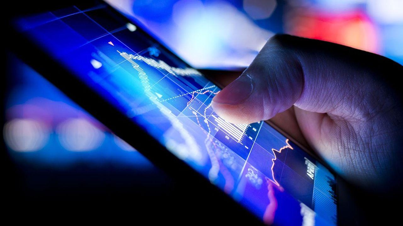 En février, les Bourses mondiales ont battu des records, portées par les espoirs de reprise économique.