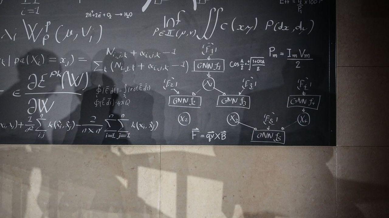 Mathématiques : une génération qui ne sait plus compter - Les Échos