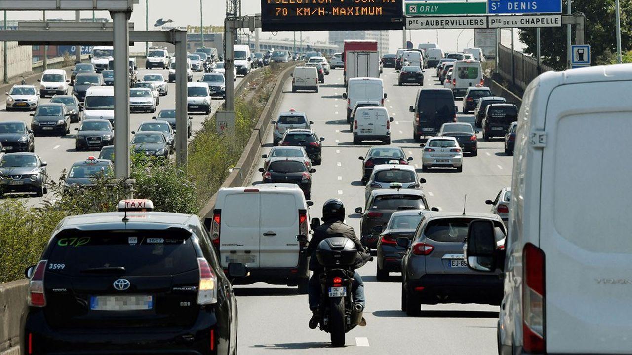 La baisse des activités de transport routier a représenté 50% de la baisse de la demande mondiale de pétrole.