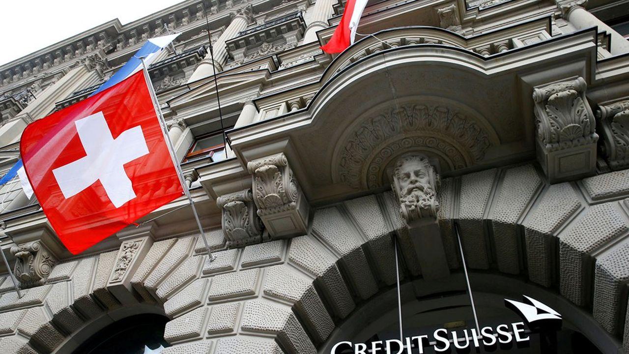 L'un des principaux clients des fonds de Credit Suisse exposés à la fintech Greensill était le groupe japonais Softbank, également actionnaire de la start-up.