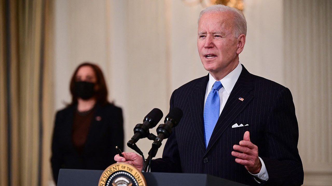 Joe Biden a salué ce vote au Sénat, estimant que son pays avait «désespérément besoin» de ce plan de relance.
