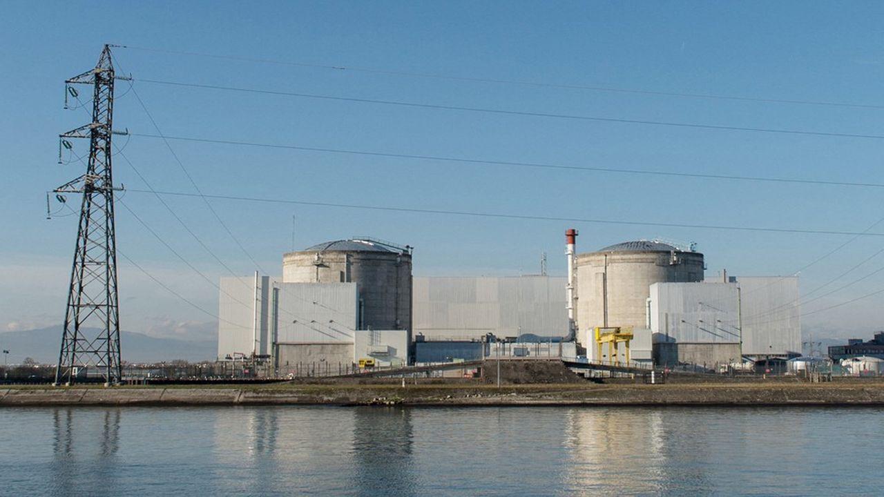 Nucléaire : EDF mis en demeure après une inspection surprise à Flamanville - Les Échos