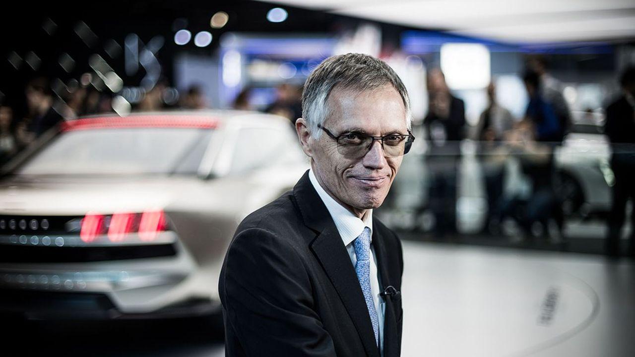 Après avoir redressé PSA puis Opel, Carlos Tavares s'attaque désormais à Fiat.