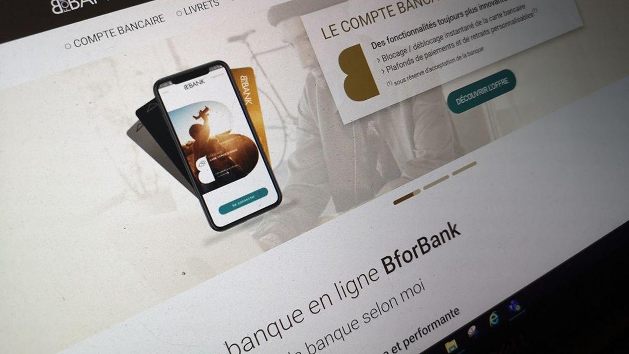 Créée en 2009, BforBank est la banque en ligne du groupe Crédit Agricole.