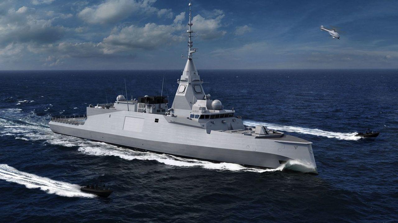 La France propose à la Grèce un accord maritime ambitieux, si Athènes choisit la FDI, le dernier modèle de frégate sélectionné par la Marine française.