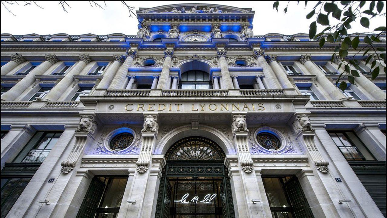 La banque LCL a dégagé un résultat net part du groupe de 562millions d'euros en 2020.