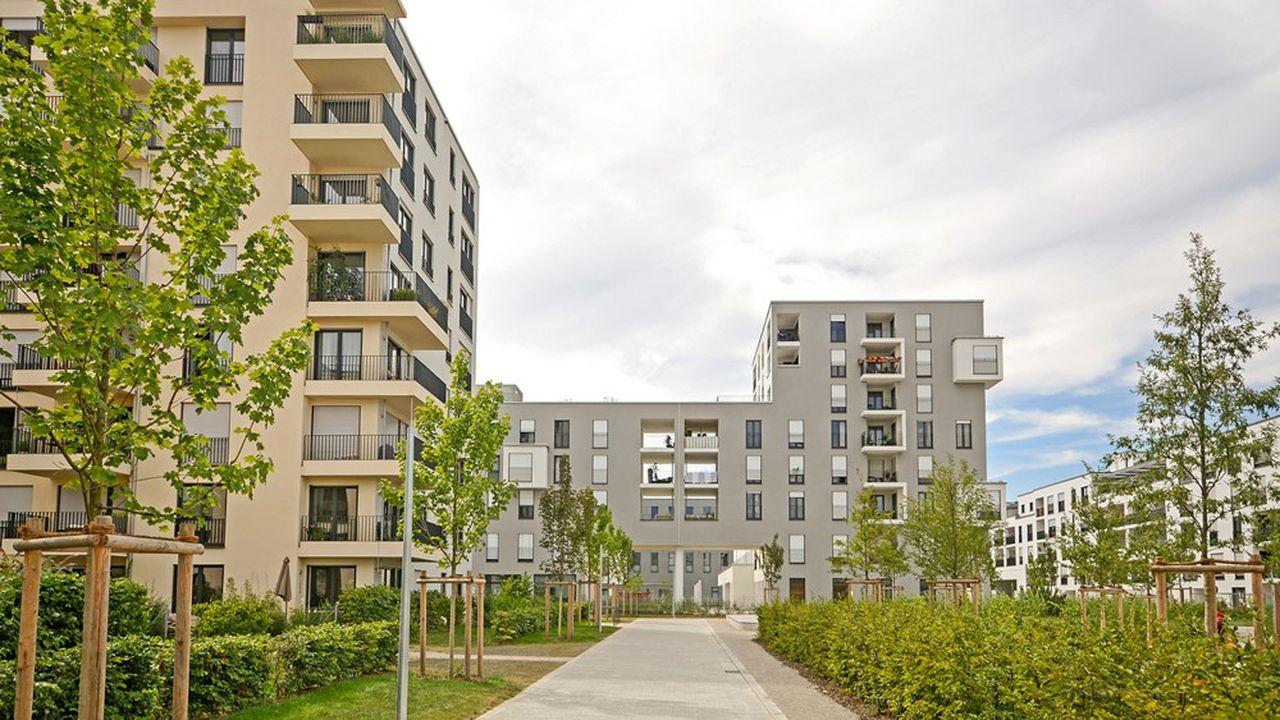 Le logement attire de plus en plus les investisseurs.
