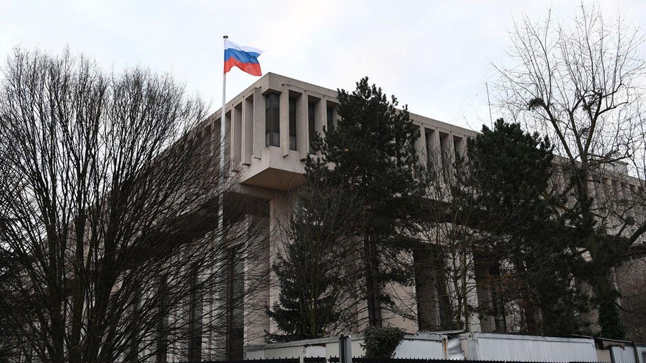 Un des responsables du service économique de l'ambassade de Russie à Paris a été pris en flagrant délit d'espionnage en fin d'année dernière. La France l'a alors expulsé.