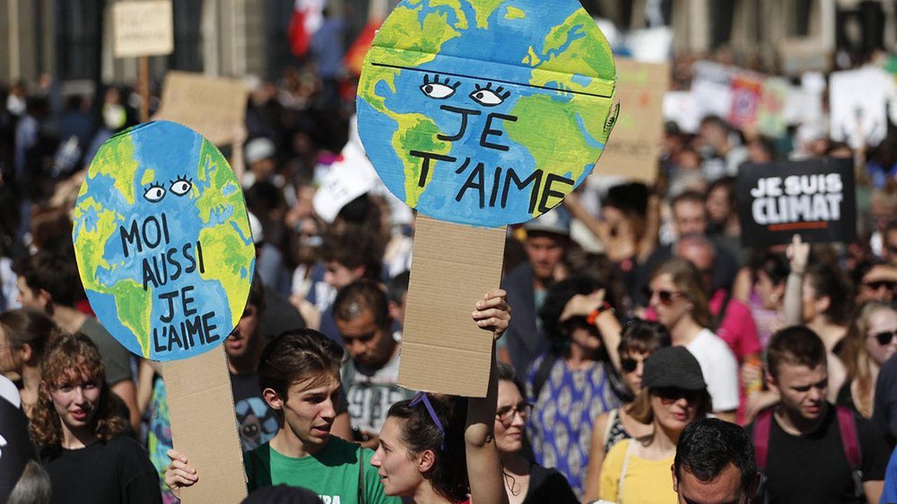 Pour trois Français sur quatre (74%), la question environnementale sera importante dans le choix de leur vote, selon le sondage Elabe pour «Les Echos», Radio classique et l'Institut Montaigne.